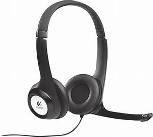 Logitech H390 Usb Headset With Noise