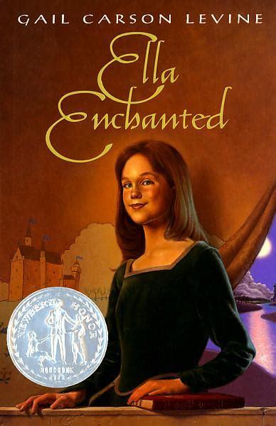 teen picks ella enchanted  gail carson levine