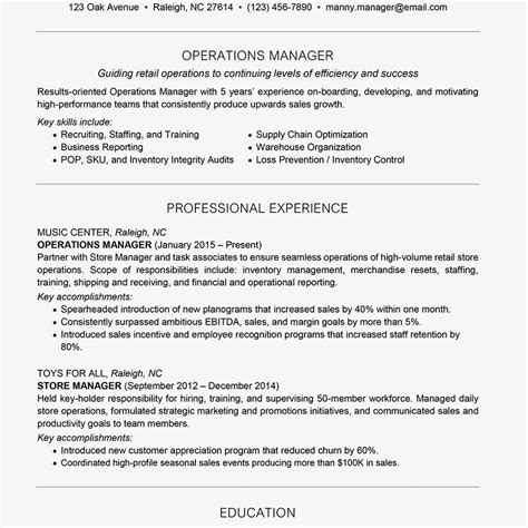 Exles Of Skills On Resume by 14 Customer Service Resume Template Free Collection