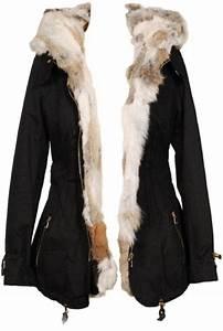 Parka Femme Vrai Fourrure : manteaux d 39 hiver fourrure mode robe et v tement ~ Melissatoandfro.com Idées de Décoration