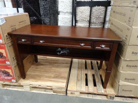 bayside writing desk costco bayside furnishings belmar writing desk