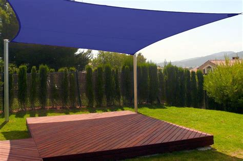 Shade Canopy by New Premium Clevr Sun Shade Canopy Sail 18 Square Uv