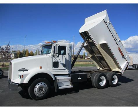 heavy duty kenworth trucks for 1990 kenworth t800 heavy duty dump truck for sale 647 000
