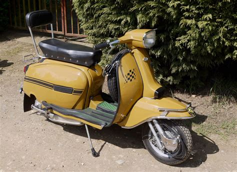 Lambretta Wallpapers by Lambretta Scooter Hd Wallpaper And Background Image