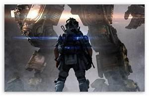 Titanfall Respawn Entertainment 4K HD Desktop Wallpaper ...