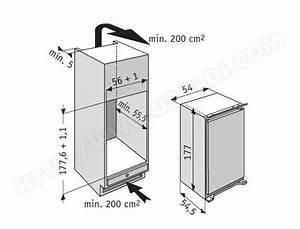 Frigo Encastrable Dimension : r frig rateur encastrable 1 porte whirlpool arg749 a 1 ~ Premium-room.com Idées de Décoration