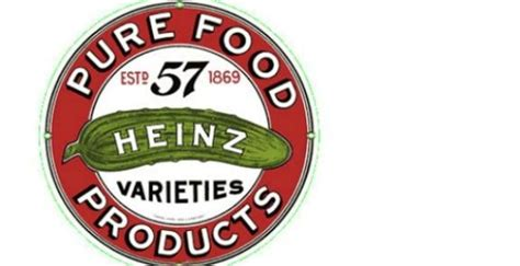 Heinz Ketchup: Lucky Number 57   Heinz 57, Pure products ...