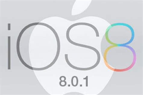 comment restaurer un iphone 6 ou un iphone 6 plus apr 232 s la mise 224 jour ios 8 0 1