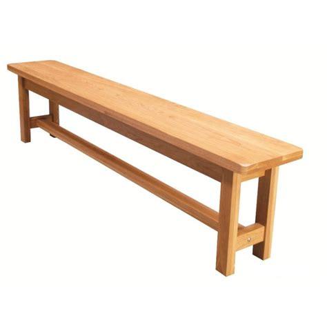 banc cuisine banc chêne clair pied carre beaux meubles pas chers