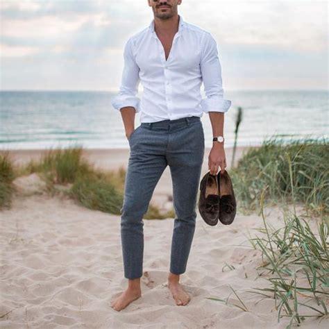 24 Beach Wedding Guest Outfits For Men Crazyforus