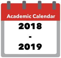 calendars academic work calendars