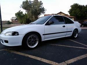 1994 Honda Civic Dx 5 Speed Coupe Manual Clean Title