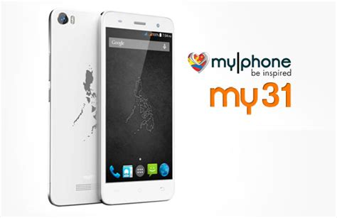 is my phone myphone my31 now official complete specs official price