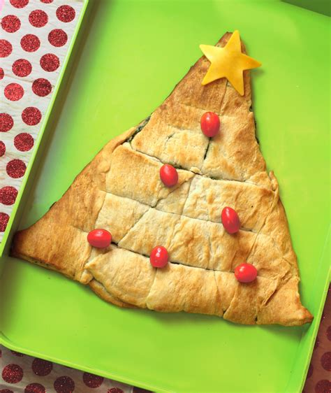 cresent roll christmas tree with spinach tree spinach dip pastry lakeview farms