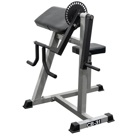 valor fitness cb  plate loaded arm curl  triceps machine build  home gym