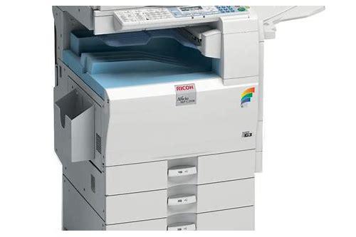 ricoh aficio mpc2050 baixar do driver scanner