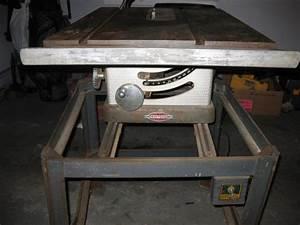 1950's craftsman table saw Mod#113 27520
