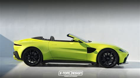 2019 Aston Martin Vantage by 2019 Aston Martin Vantage Volante Top Speed