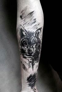 Imagenes De Tatuajes De Lobos  U2013 Tatuajes Para Mujeres Y