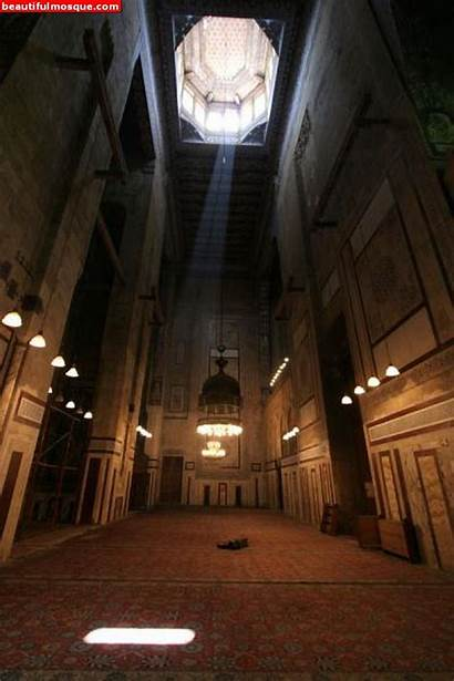 Cairo Egypt Al Mosque Rifai Rifa