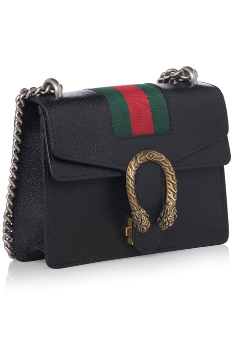 green shoes dionysus black mini shoulder bag gucci bysymphony