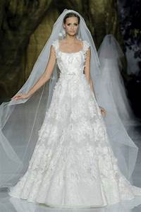 First look beautiful new wedding dresses by elie saab for Elie saab wedding dress