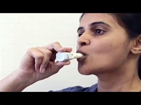 How To Use Foradil Aerolizer Inhaler Youtube