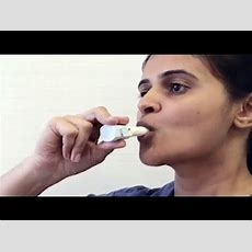 How To Use Foradil Aerolizer Inhaler Youtube