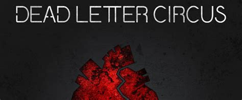 dead letter circus dead letter circus aesthesis album review cryptic rock 21309 | dead letter1