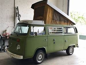 1976vw Bus Westfalia Camper  Type 2  Vanagon For Sale