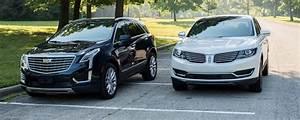 2017 Cadillac Xt5 Versus 2016 Lincoln Mkx