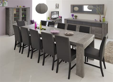 toff cuisine salle à manger moderne 12 personnes