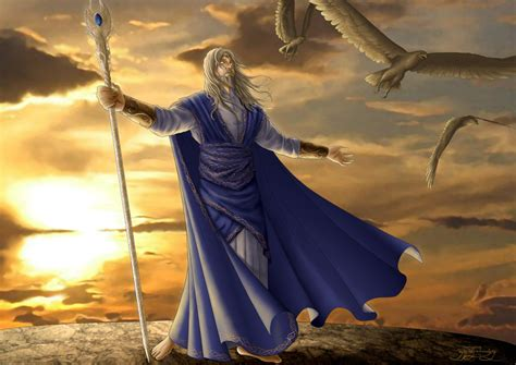 manwë lord of the rings wiki
