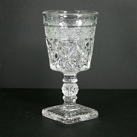 Imperial Glass Ohio Cape Cod Clear (1602 + 160) Low Water