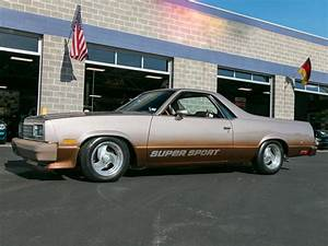1983 CHEVROLET EL CAMINO For Sale at Vicari Auctions ...
