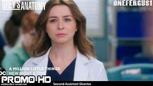 Grey's Anatomy 15x10 Trailer Season 15 Episode 10 Promo ...