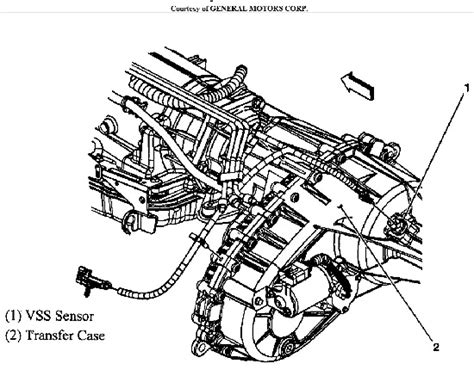 2002 Gmc Envoy Transmission Wiring Diagram by Gmc Envoy 2004 Transmission Speed Sensor Car Repair Forums