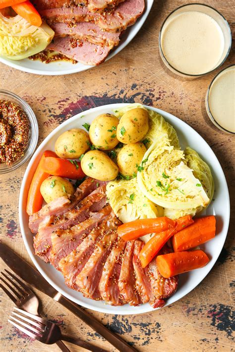 Thanks to the instant pot, dinner can be on the table in mere minutes. Make this Instant Pot corned beef recipe for St. Patrick's Day. Because we could all use a ...