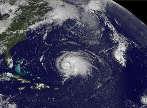 Hurricane Michael Weakens In Atlantic