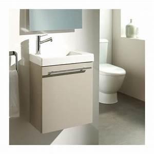 meuble lave mains complet couleur daim pour wc design With couleur chaude couleur froide 5 meuble lave mains dangle couleur anthracite mitigeur