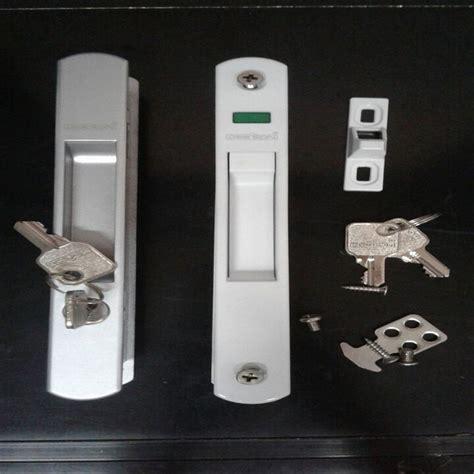 jual kunci sliding handle tanam dekson ra ra pintu aluminium kaca  lapak ewatro mall ewatromall