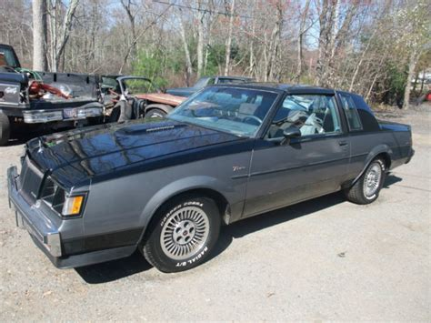 1985 Buick Regal T Type by 1985 Buick Regal T Type 3 8 Turbo Designer Grand National