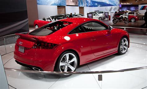 More Details On U.s.-spec 2012 Audi Tt Rs
