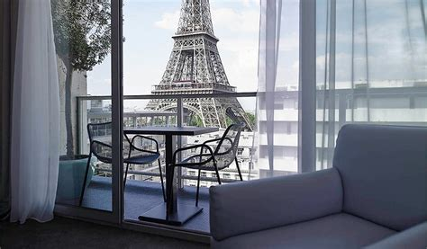 15 Paris Hotels With Incredible Eiffel Tower Views  X