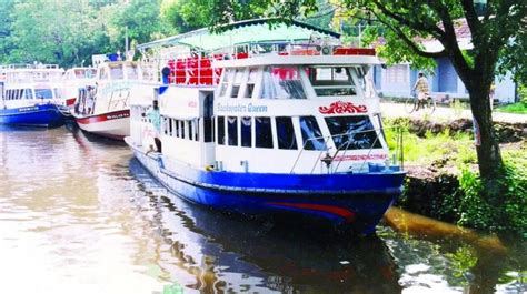 Boat Road Transport Cost by Telangana Government To Start Fast Track Waterways Project