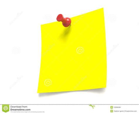 punaise de bureau notez la punaise de papier de bureau photos libres de