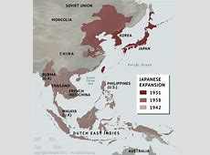 Japan's Territorial Expansion 19311942