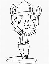 Football Coloring Pages Printable sketch template