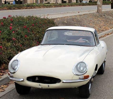 1963 Jaguar E-type Coupe For Sale