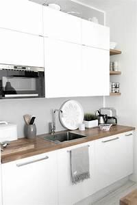 Cuisine Blanche Ikea : 53 variantes pour les cuisines blanches ~ Preciouscoupons.com Idées de Décoration